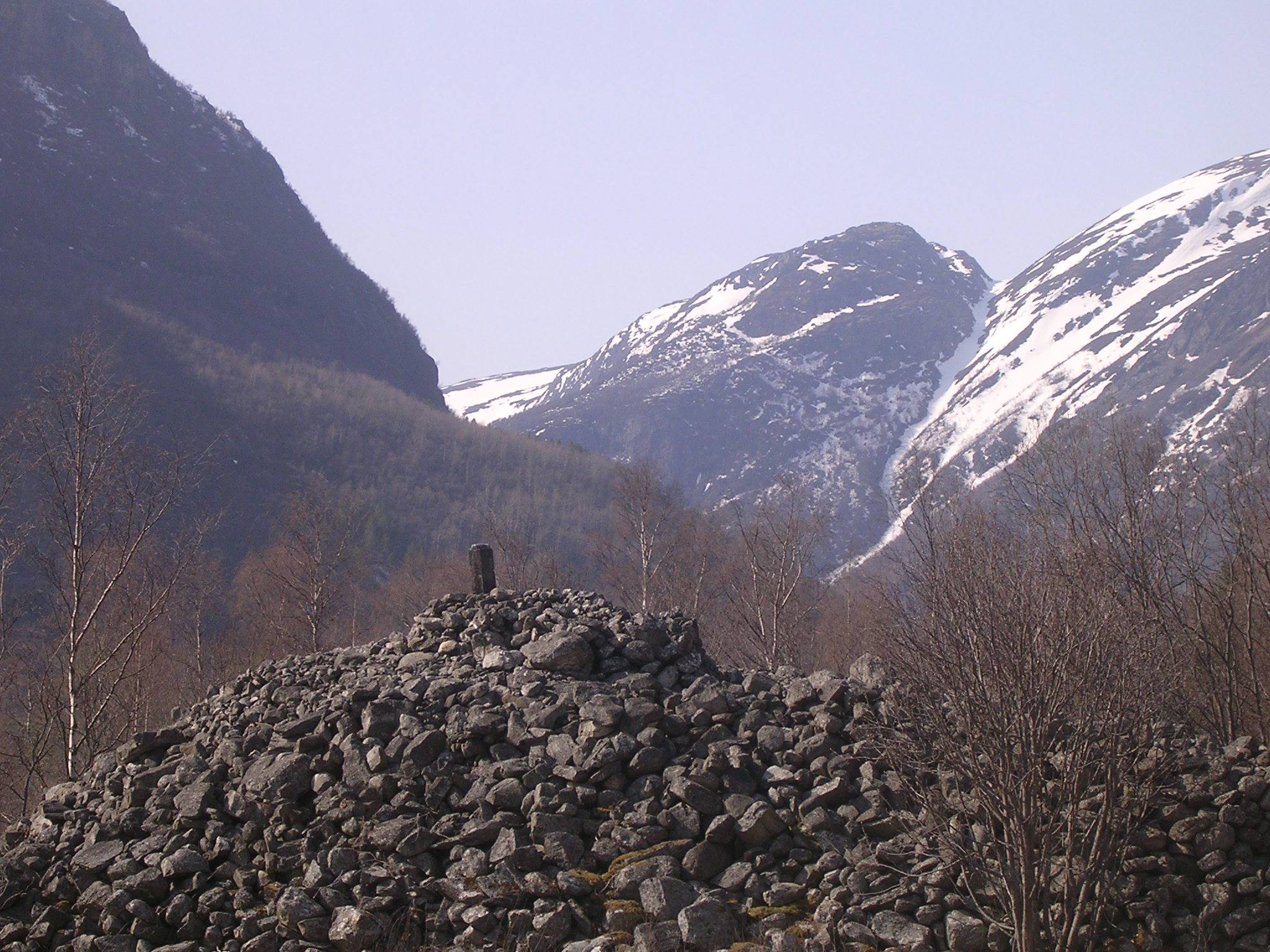 Steinrøys